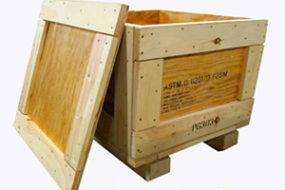 Protective Packaging Small Crate