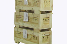 Protective Packaging Crates