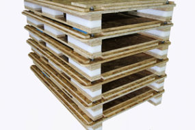 Protective Packaging Pallets