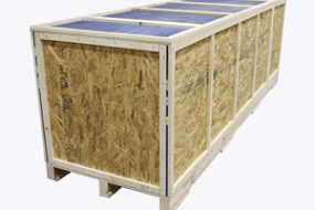 Protective Packaging Crate