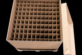 Corrugated Divider