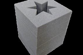 Foam Insert Cube